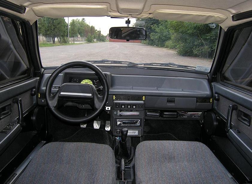 она всё картинка внутри машины девятки сначала глаз отмечайте