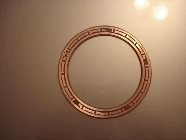 ограничительные кольца