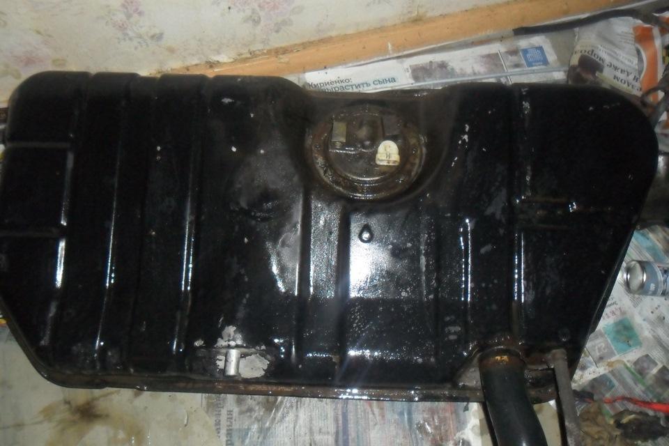 Фото №13 - бензобак ВАЗ 2110 инжектор