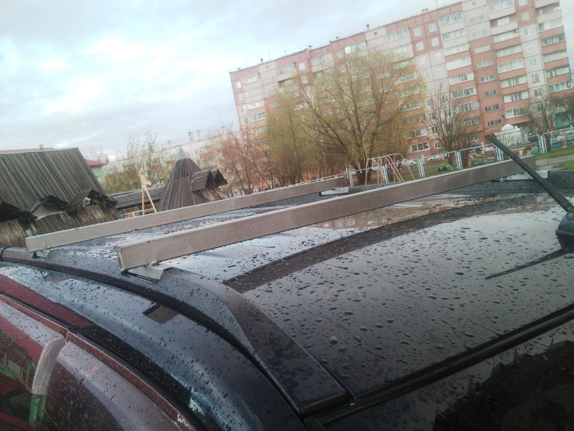 Автобагажник своими руками на крышу фото 459