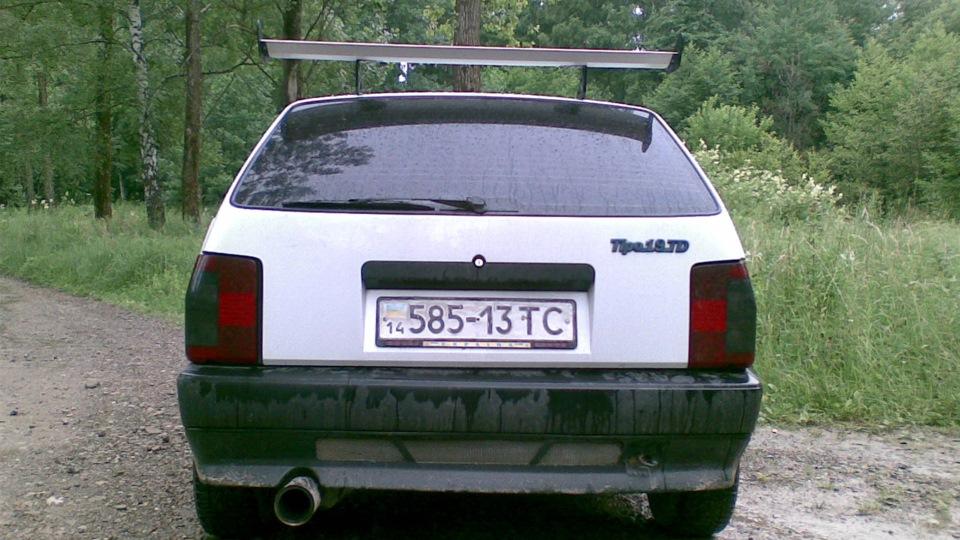 фиат типо 1993 отзывы 1.4