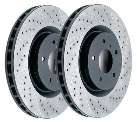 Вибрация на скорости из за тормозных дисков