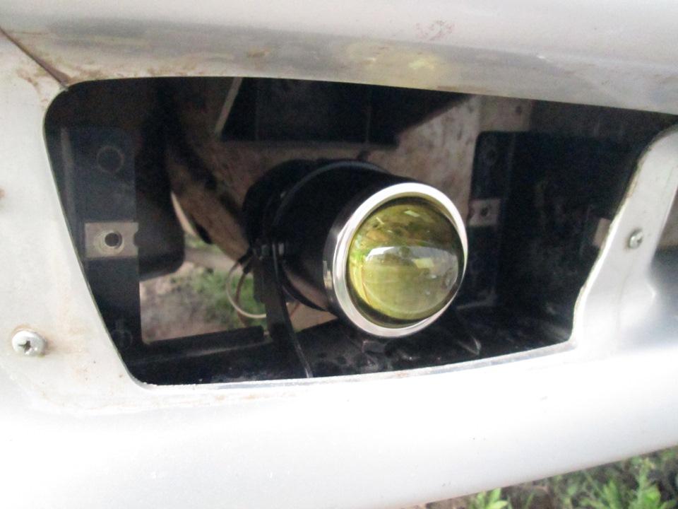 Фото №33 - ремонт птф ВАЗ 2110
