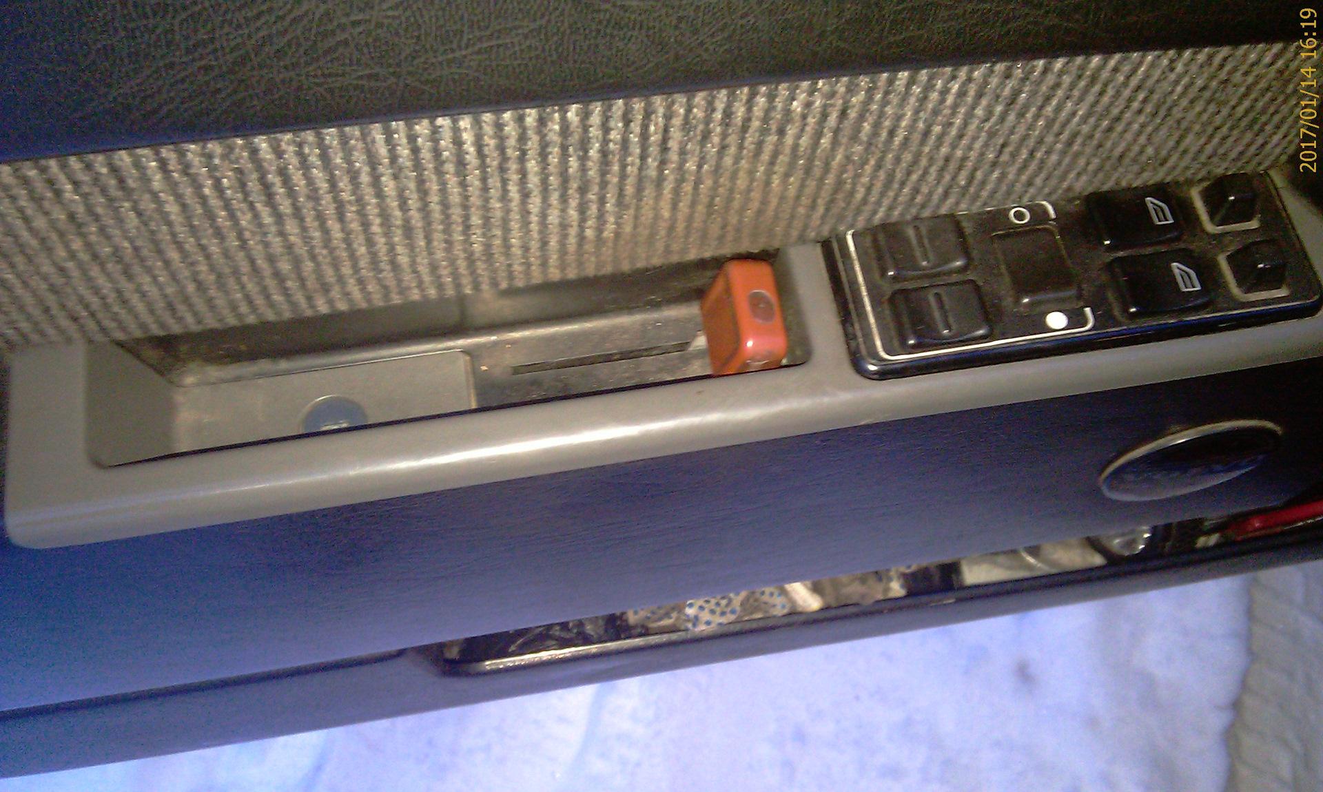 водительскую дверь на вольво740