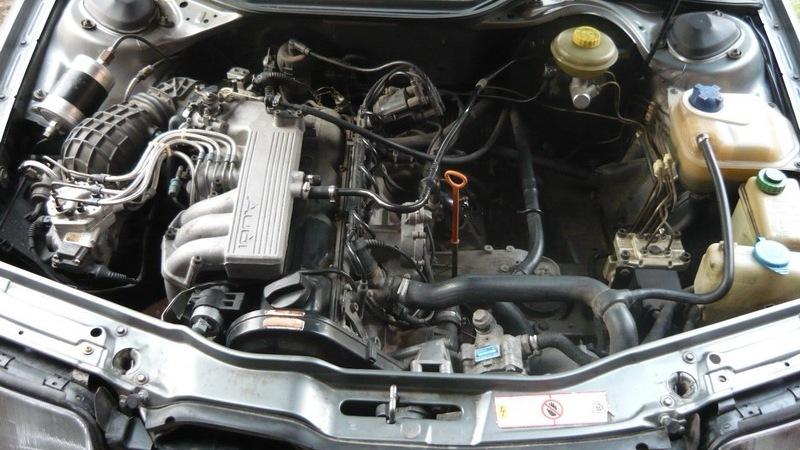 Audi 100 /С4 2.3 Серая пуля