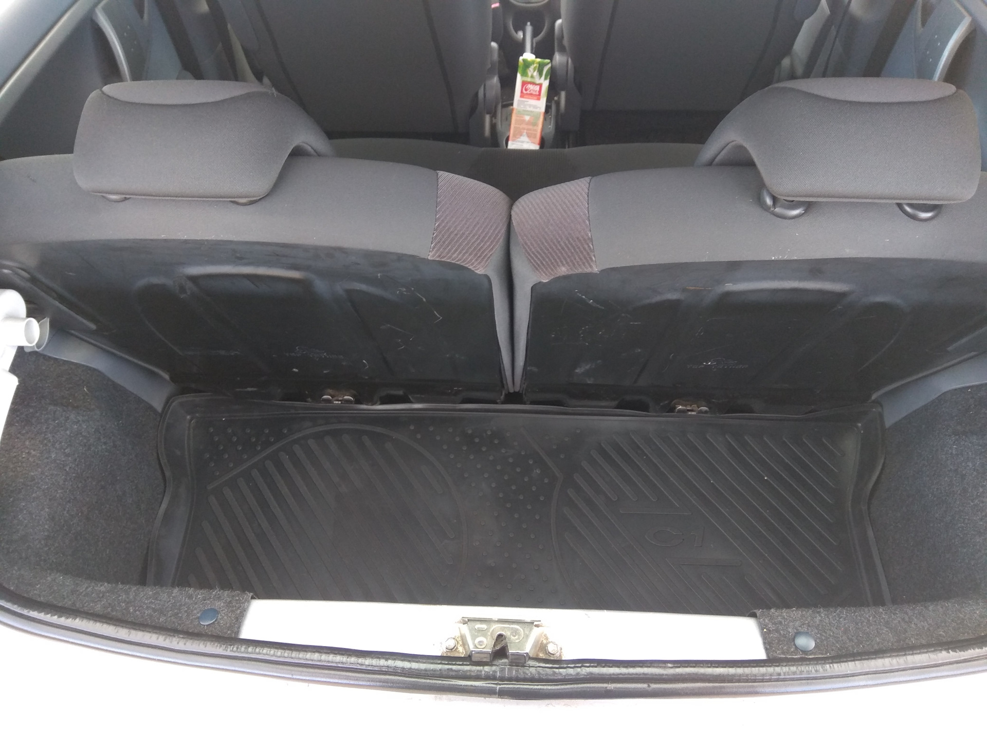 Багажник на ситроен своими руками фото 856