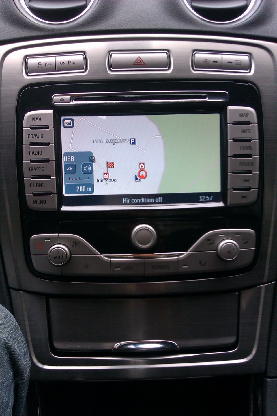 ford фокус blaupunkt nx