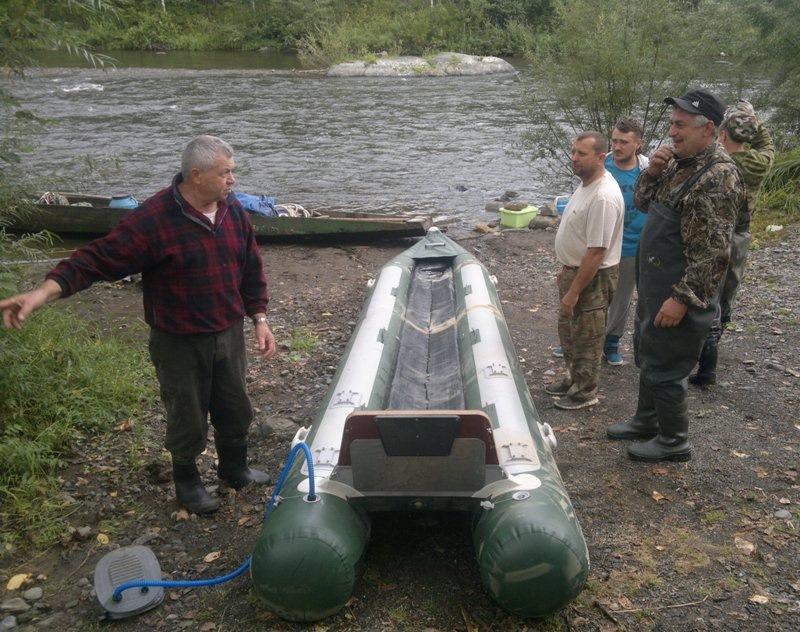 показать фото самоделок для охоты и рыбалки кто знает где