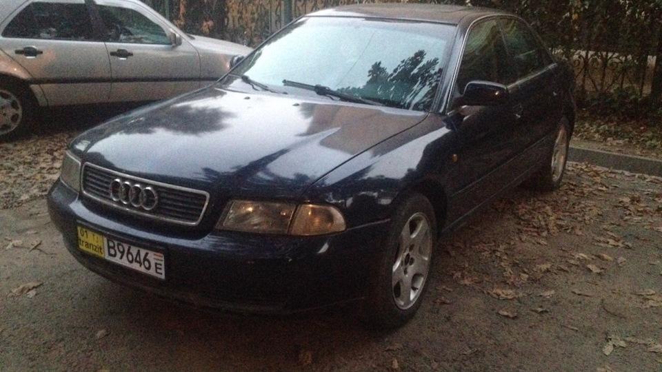 Audi A4 24 V6 30v Drive2