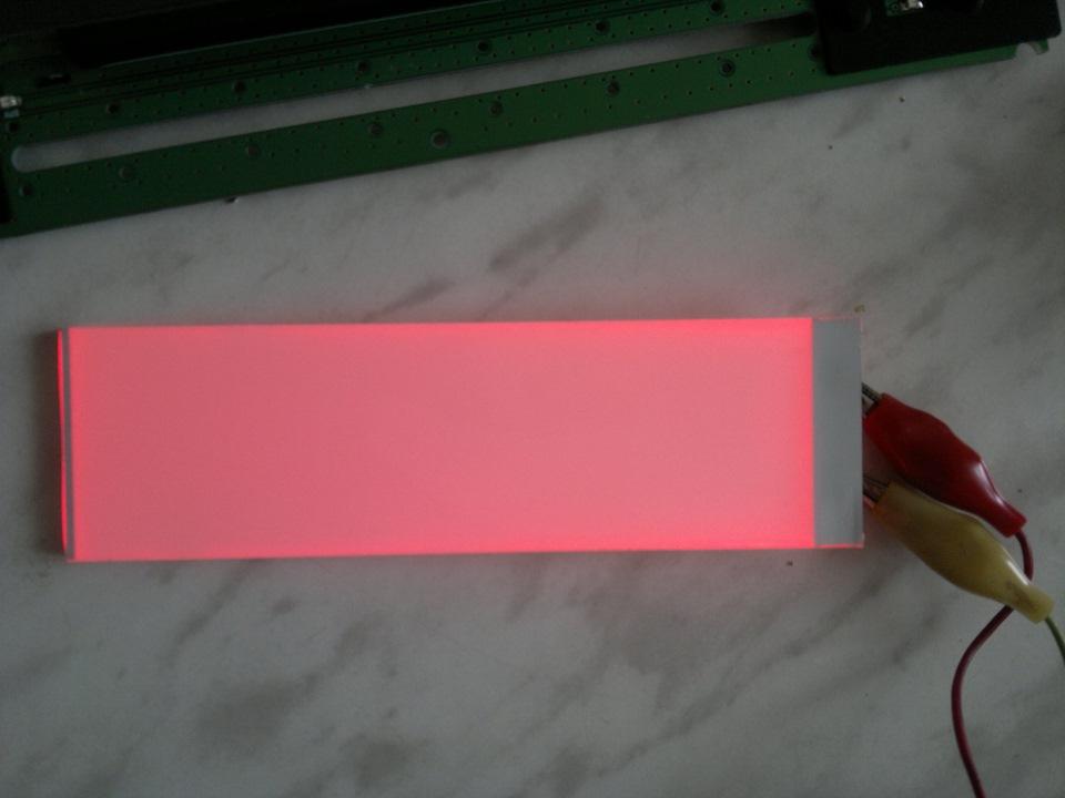 Замена подсветки RCD30