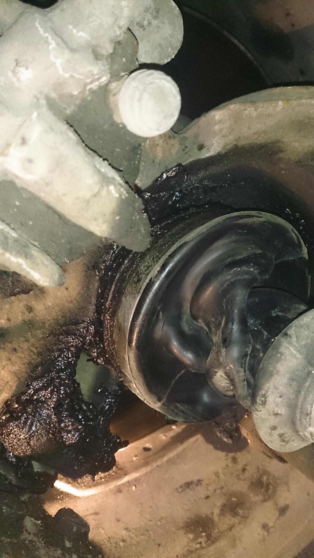 Замена пыльника внешнего шруса форд фокус 2 своими руками 58