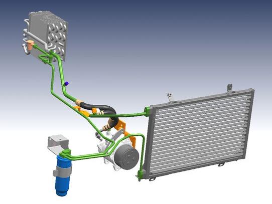 кондиционера на газ-31105,