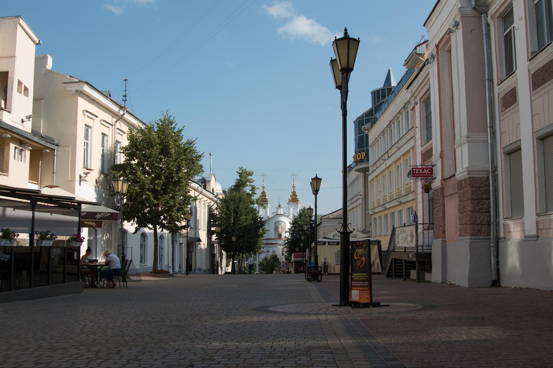 Картинки улиц витебска