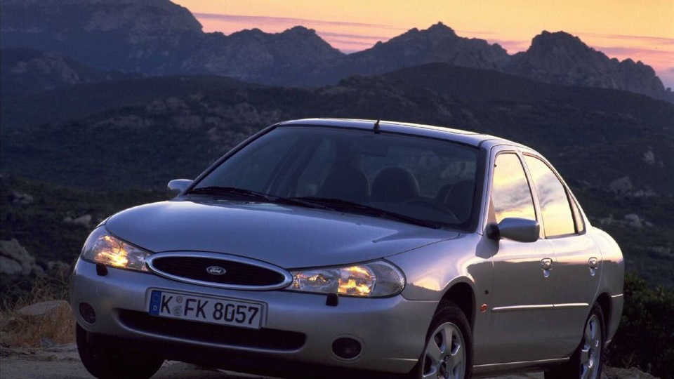 Ford Mondeo (Форд Мондео) - цена, отзывы, характеристики ...