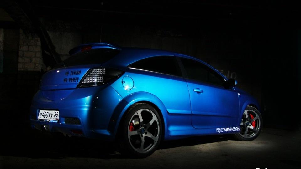 Opel astra h opc отзывы