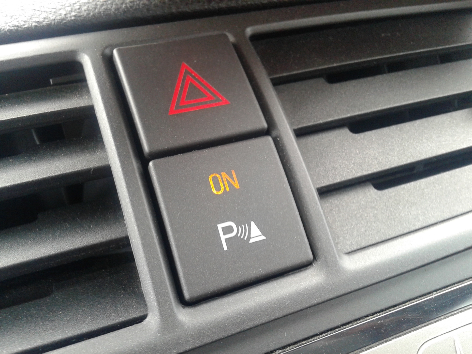 постоянно пищит парктроник ford c-max