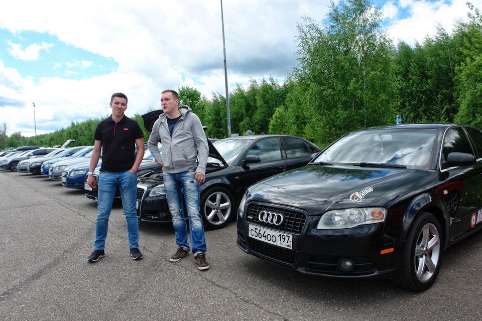 Audi A4 B7 2.0TFSI Stage 4 и Audi A4 B7 2.0TFSI Stage 2