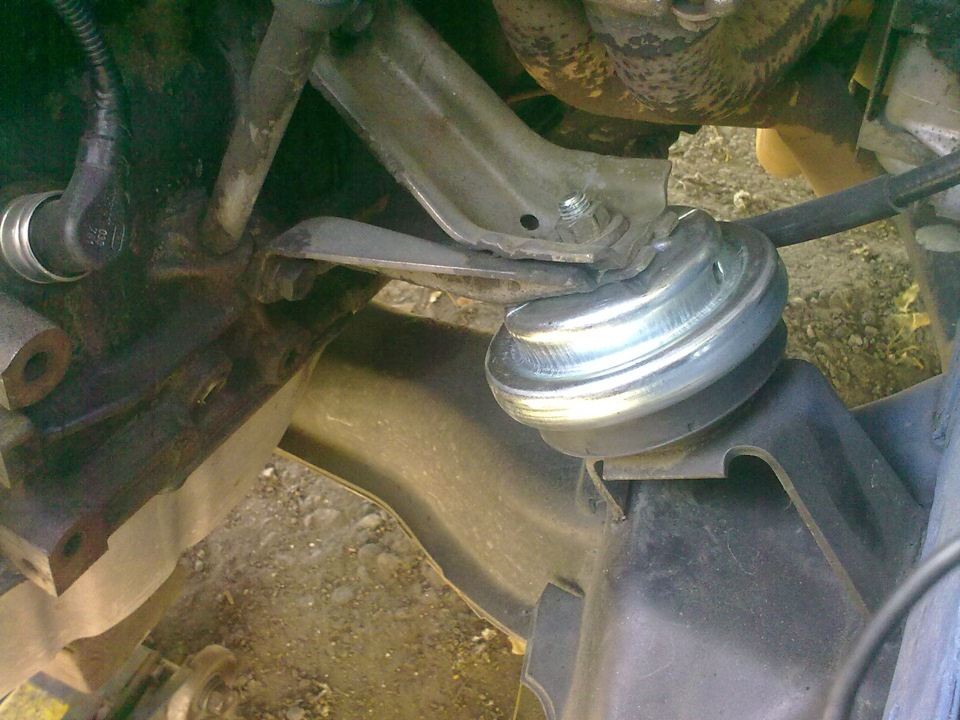 замена подушек двигателя опель омега в