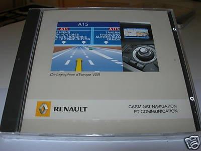 Carminat Navigation Communication - Europe V32.2 Torrent