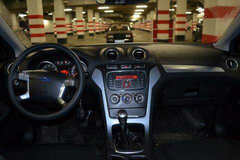 Ремонт панели приборов форд мондео 4
