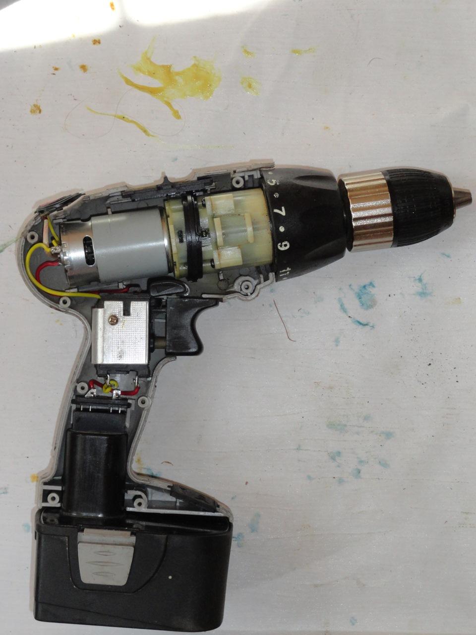 Шуруповёрт интерскол да-12эр ремонт своими руками фото 684