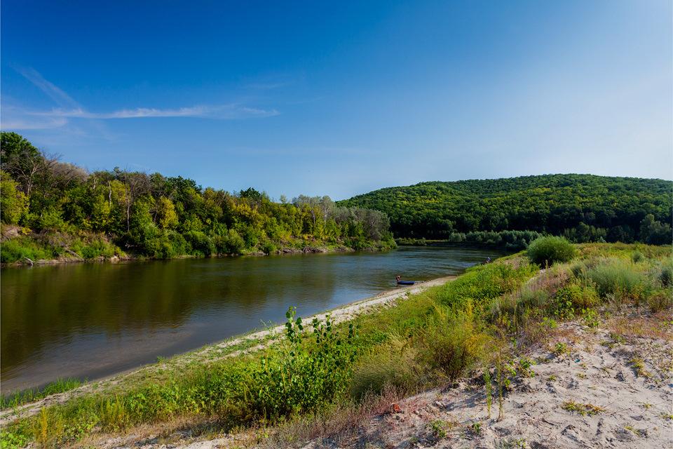 фото реки хопер в саратовской области