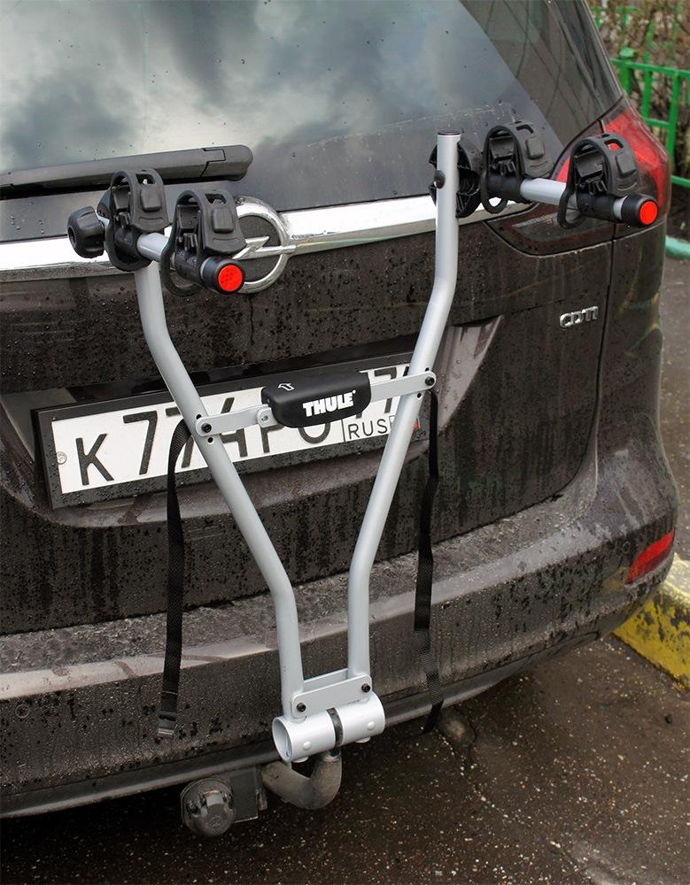 Крепление для велосипеда на фаркоп Thule Xpress 970 - фото 7