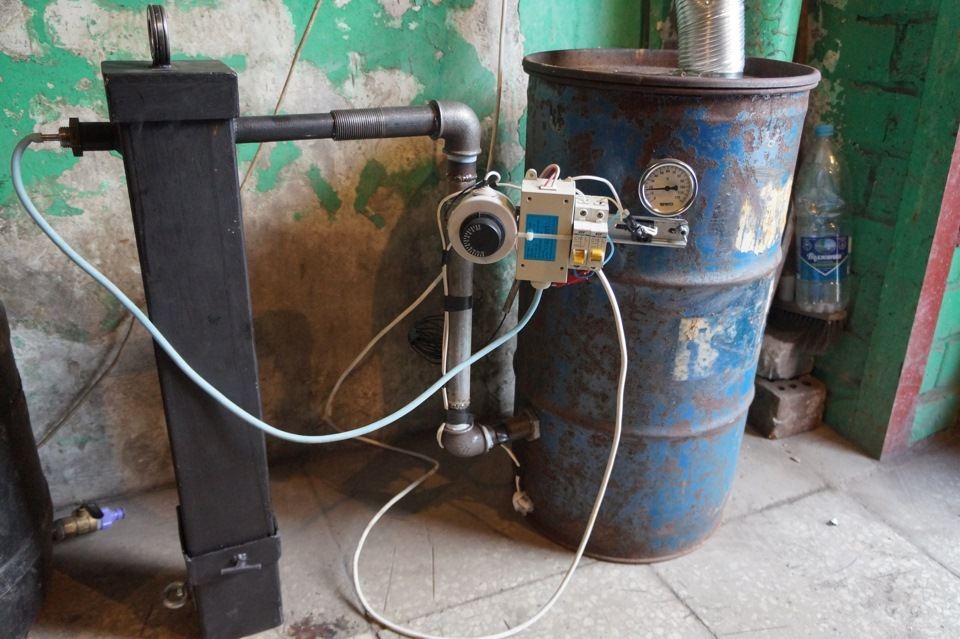 Компрессор для дымогенератора холодного копчения своими руками 465