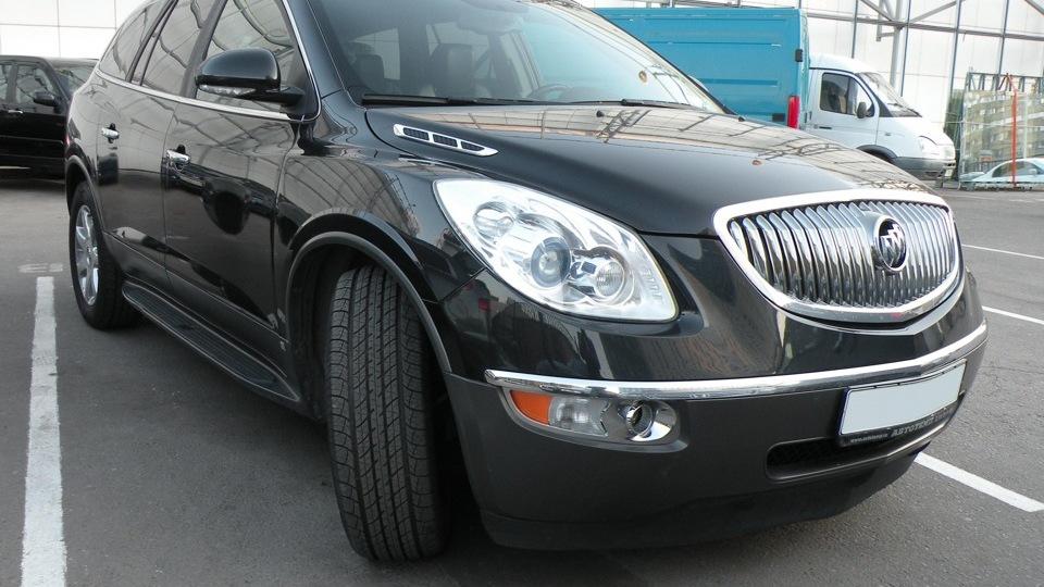 Buick Enclave 3.6 AWD CXL LuxuryBUS | DRIVE2