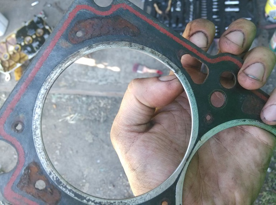 Замена прокладки гбц ваз 2110 8 клапанов инжектор своими руками