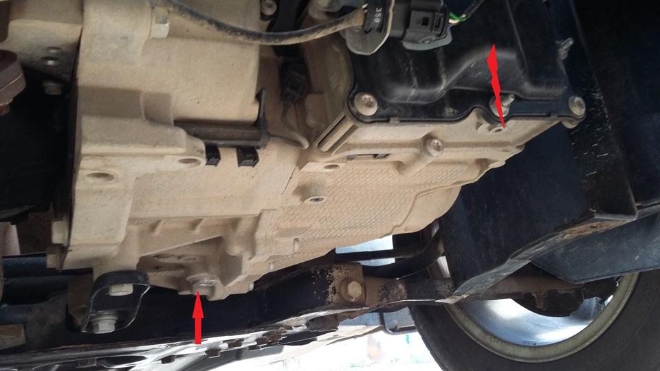 Замена масла в двигателе шкода октавия а5 16 mpi своими руками 20
