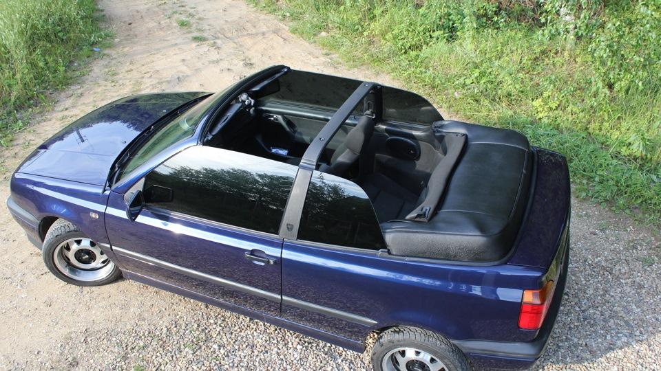 volkswagen golf cabrio 1997 drive2 ru. Black Bedroom Furniture Sets. Home Design Ideas