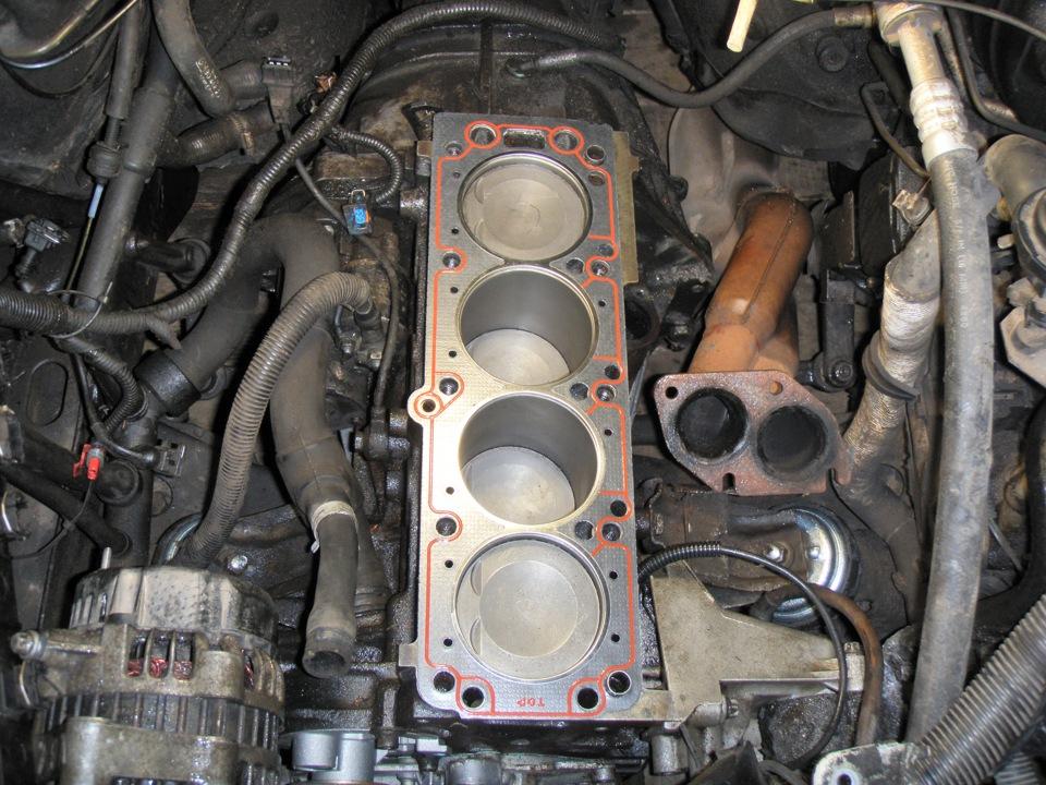 ремонт двигателя опель омега б х20хev