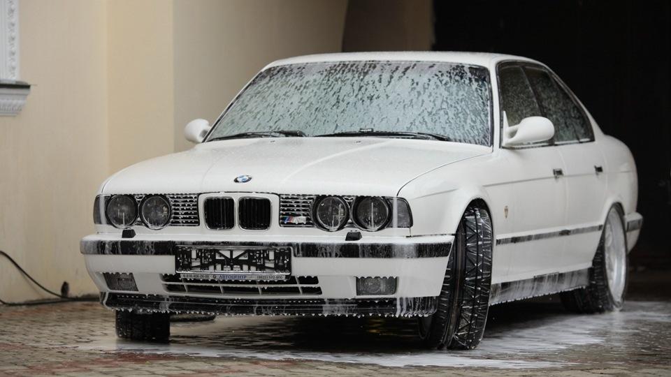 Оригинальные цвета BMW E34 M5 - бортжурнал BMW 5 series ?? ?? Billy Milligan 1994 года на DRIVE2