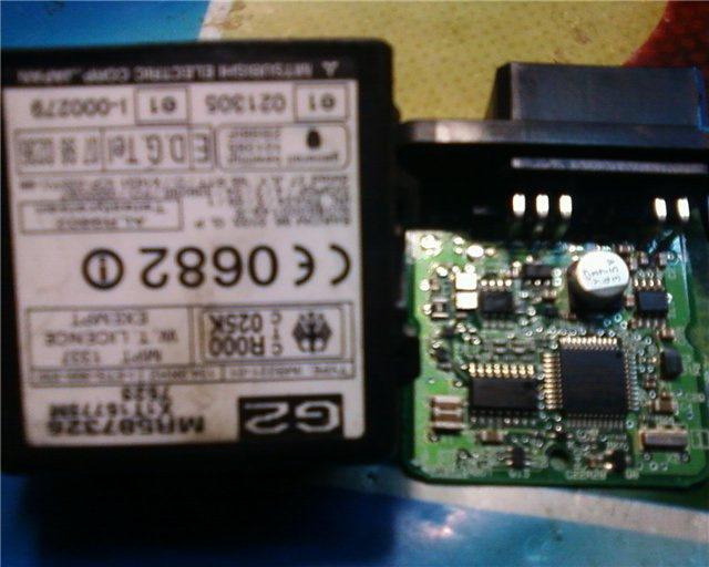 эмулятор иммобилайзера mazda 323