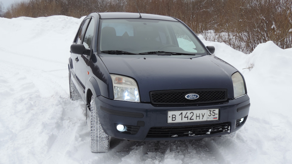 ford с дизелем