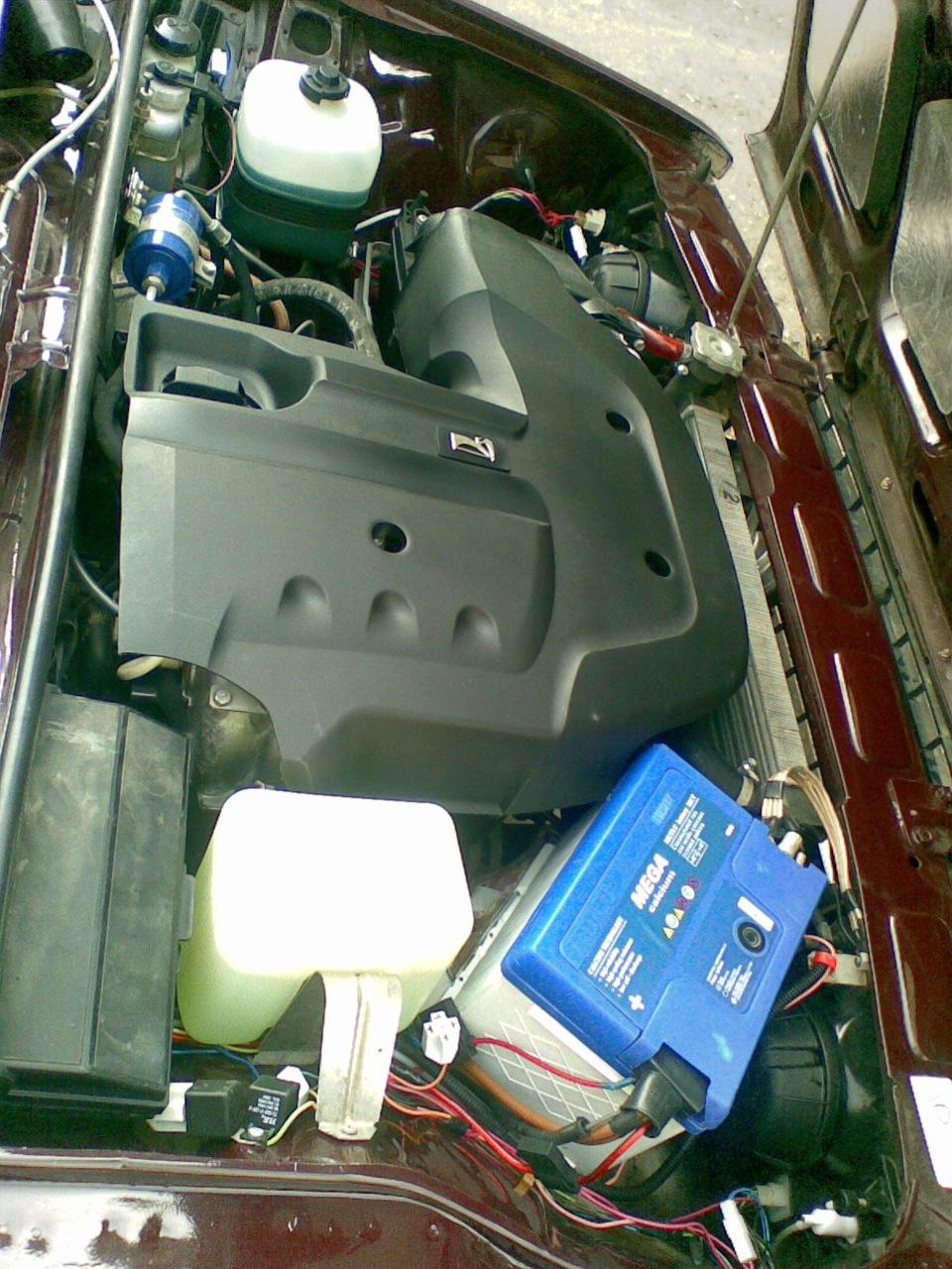 Как увеличить мощность нивы Двигатель ВАЗ 2108: как обновить его 41