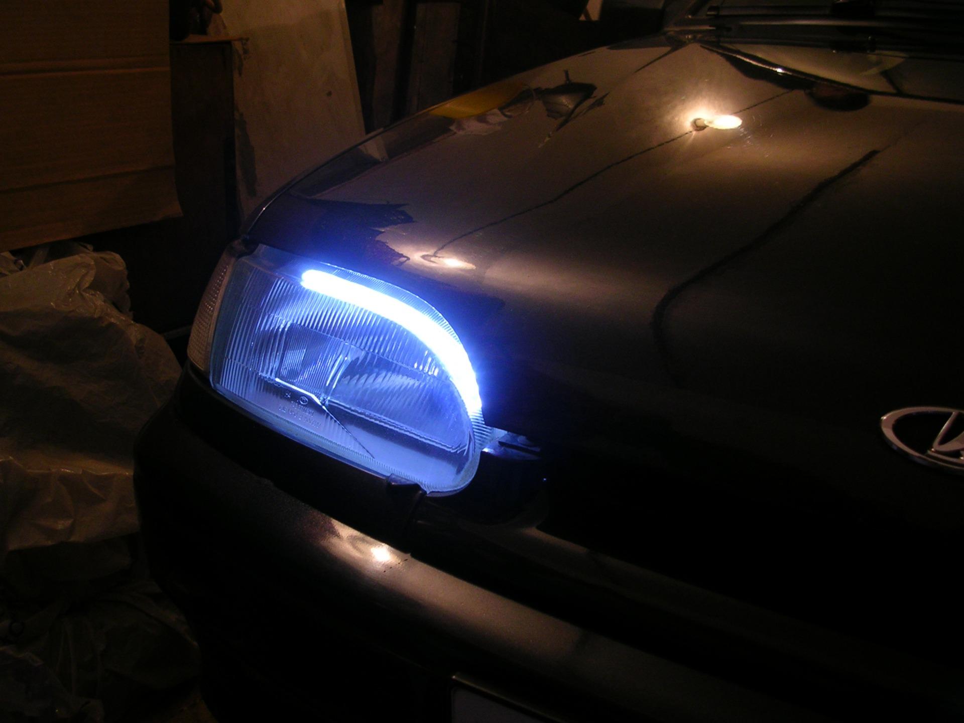 Как сделать свет ярче у фар Поделки своими руками для авто, дачи и дома 46