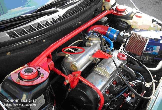 Как сделать двигатель ваз 2114