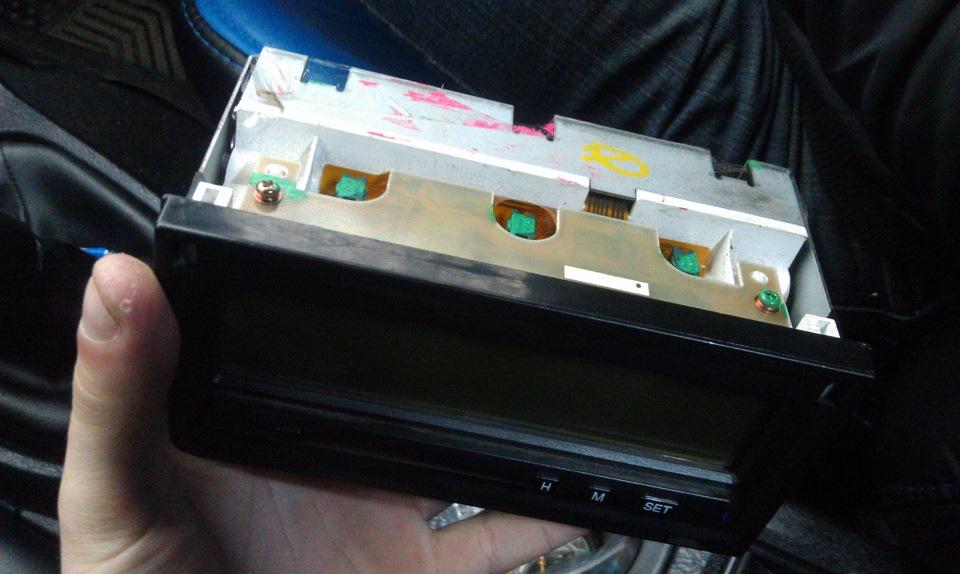 бортовой компьютер на митсубиси e52a