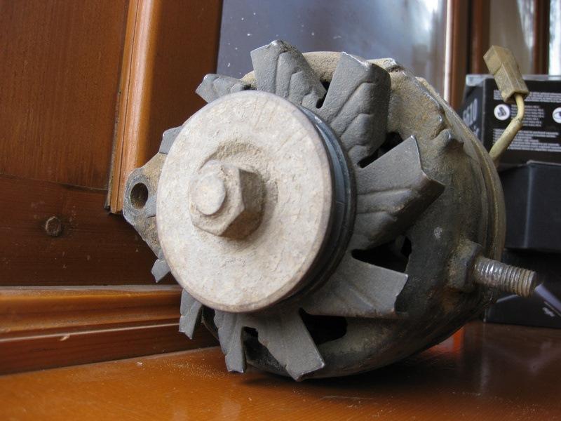 на генератор Г250-Е1,