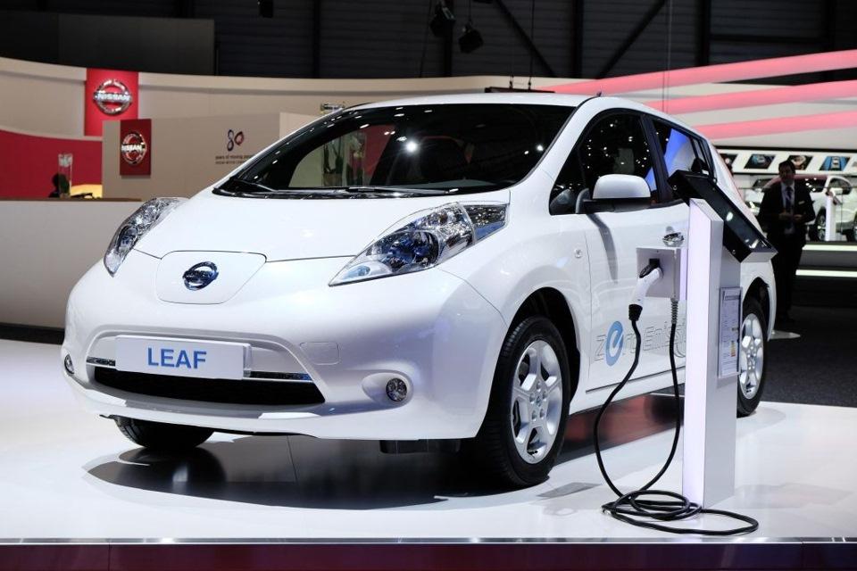 характеристика электромобиля ниссан #5