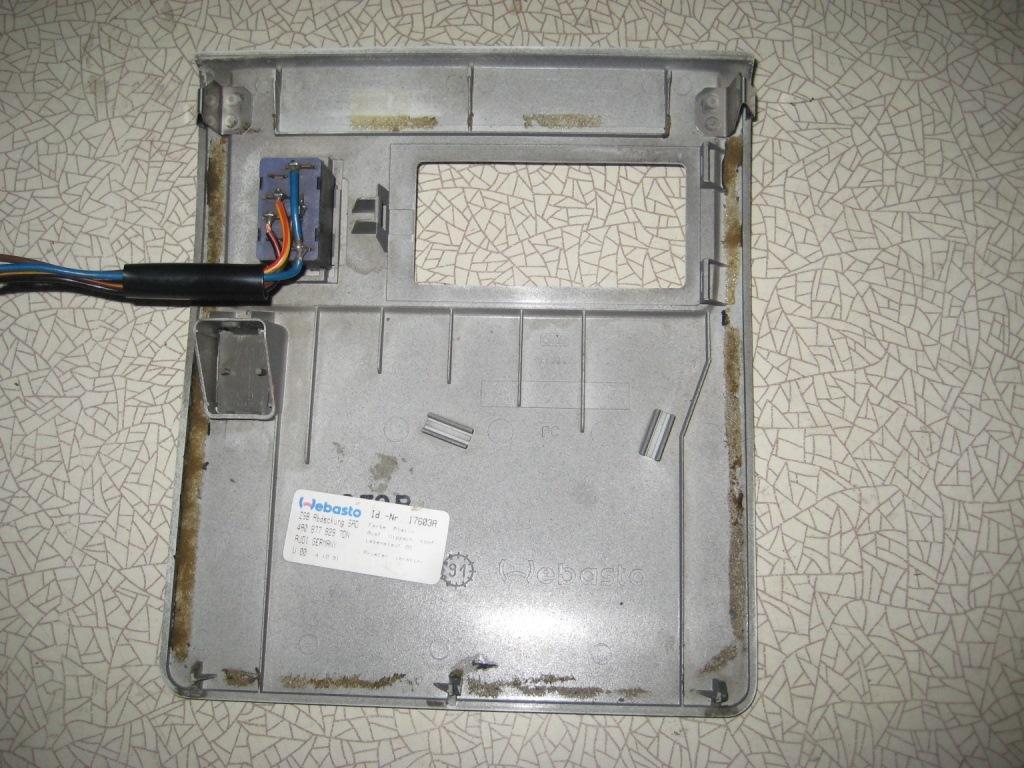 ремонт плафонов из пластика
