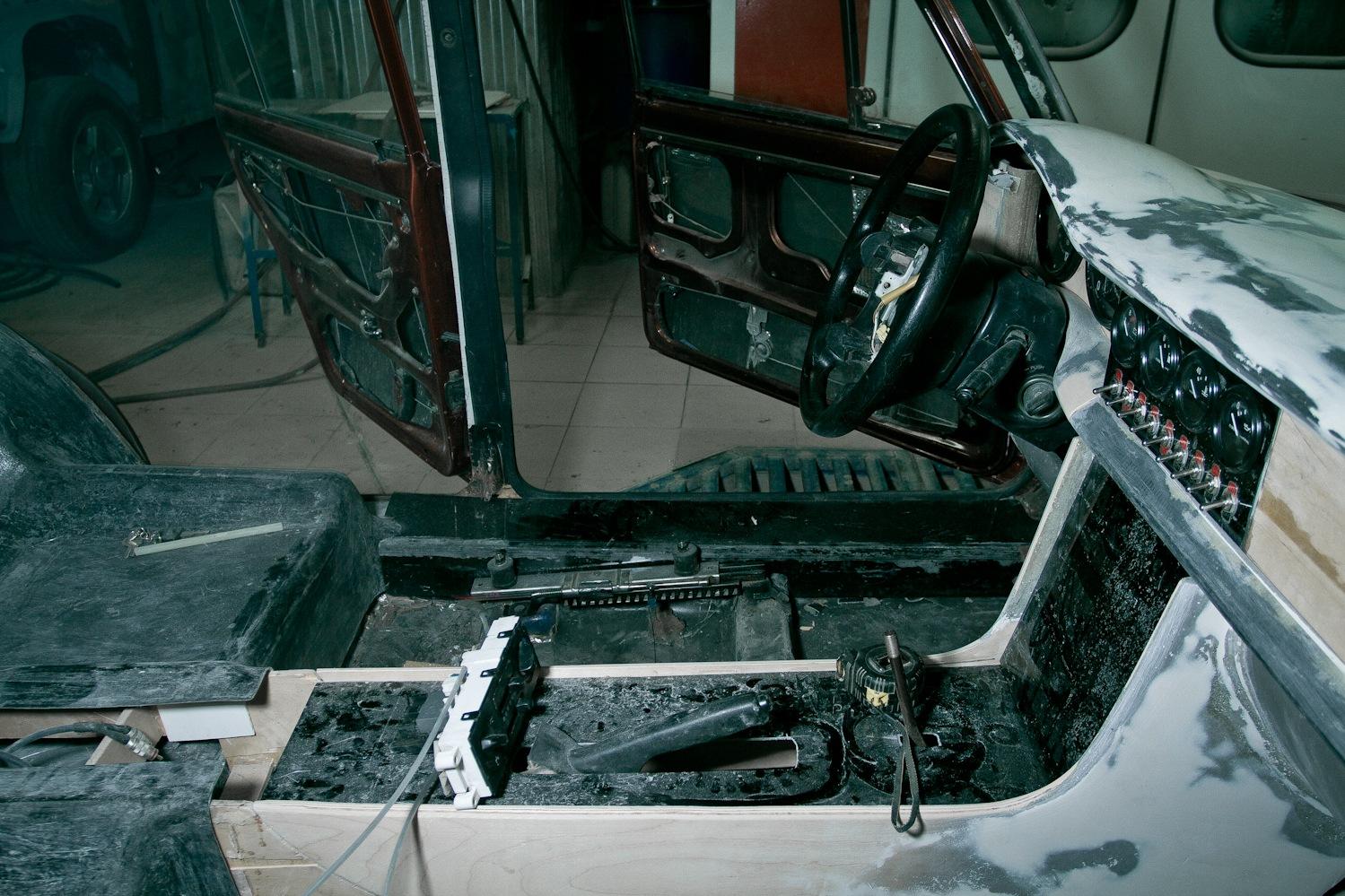 Тюнинг панели приборов своими руками на ваз 2106 видео