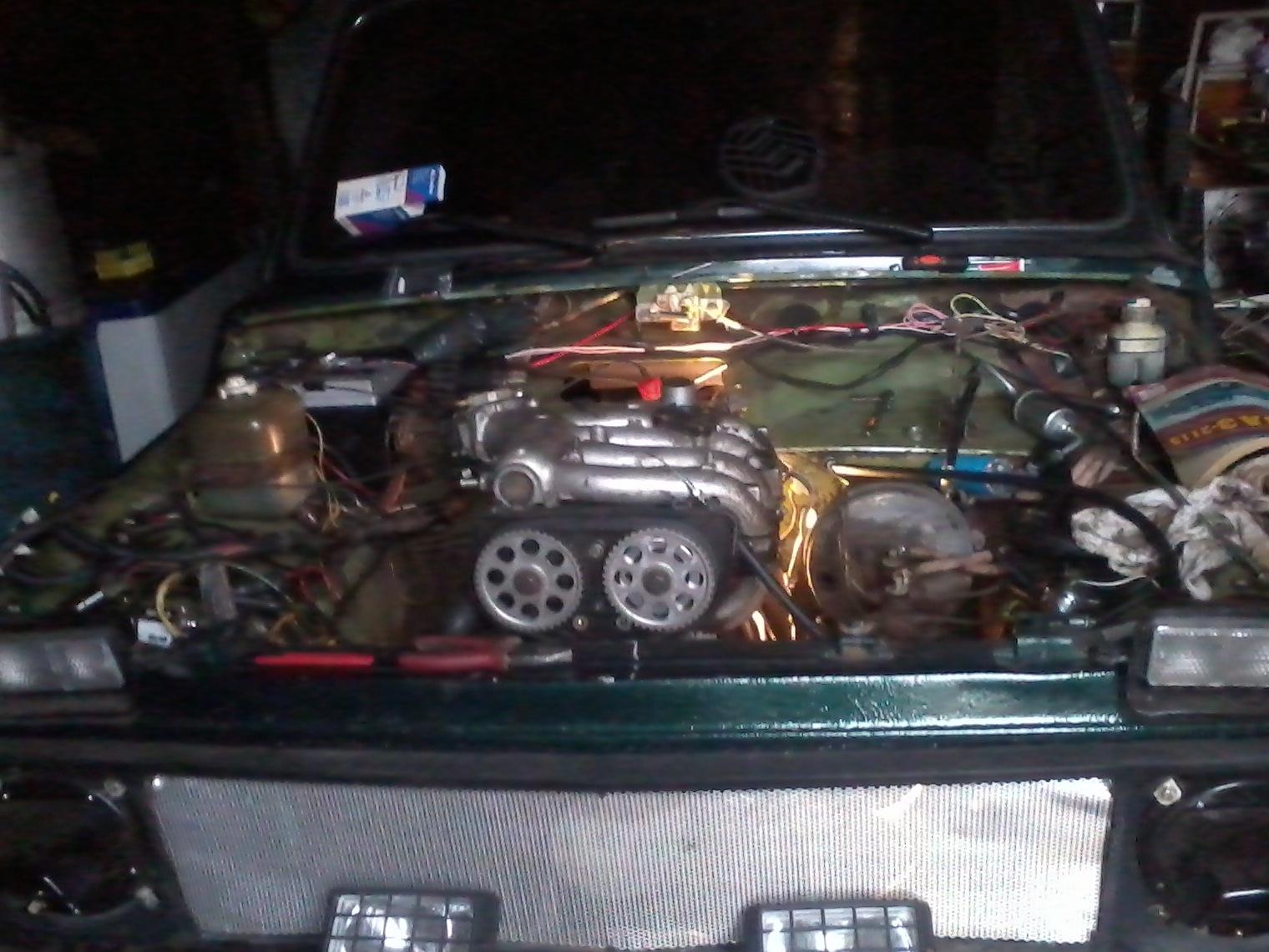 двигатель ваз 2112 1.6 16 клапанов схема