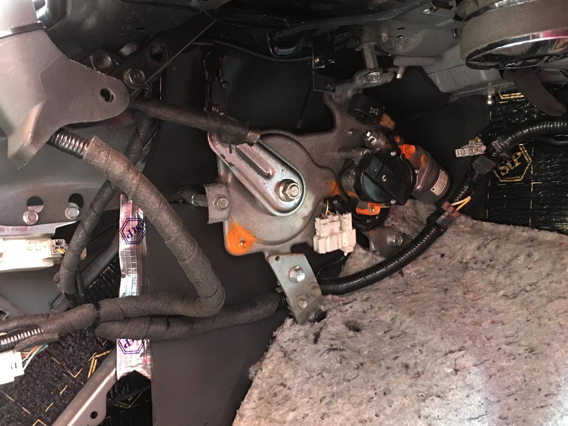 Как сделать автоматическое закрывание багажника фото 927
