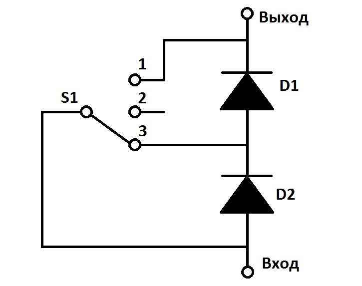 Трехуровневый регулятор напряжения ваз схема фото 817