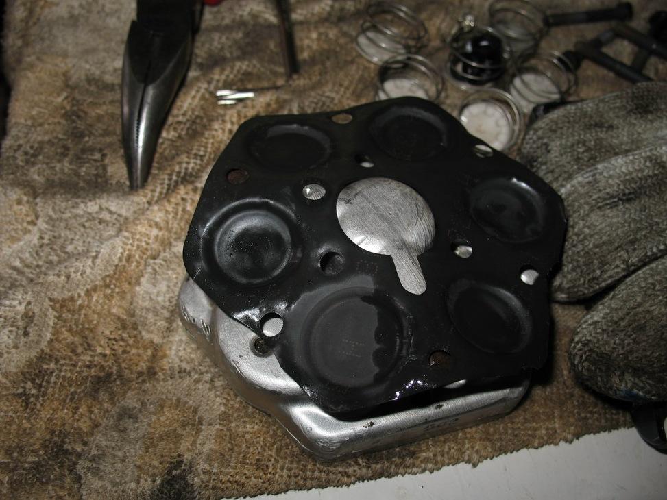 audi 100 c4 2.3 aar промывка дозатора