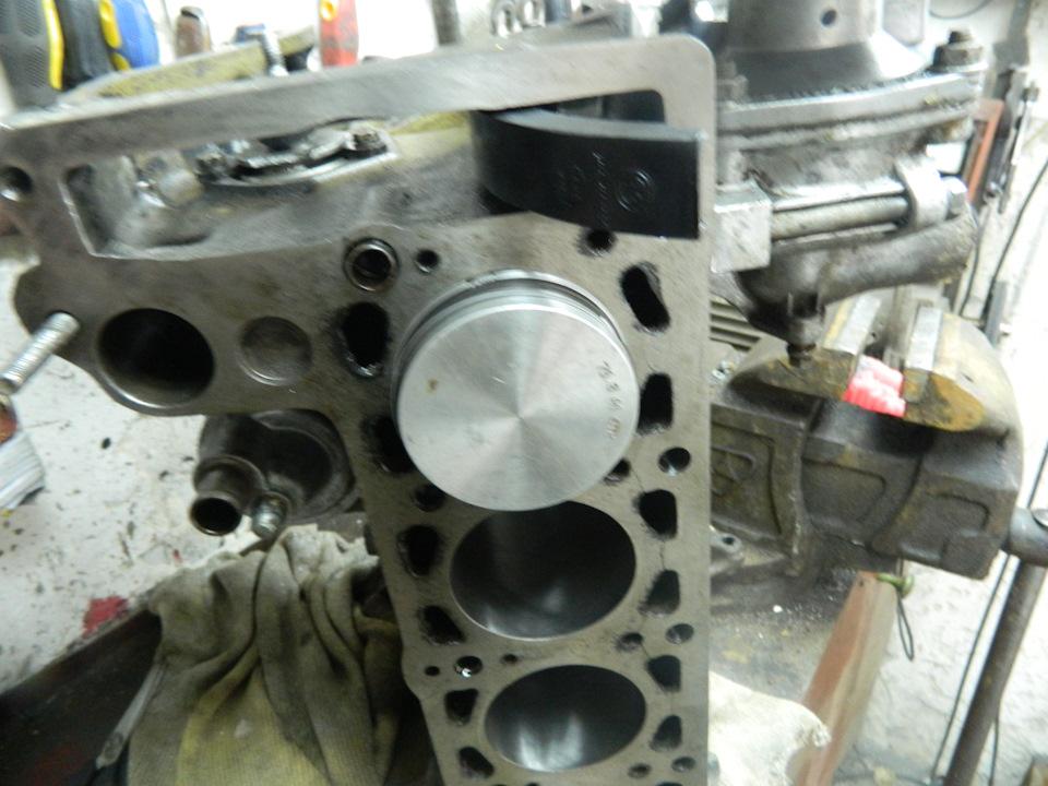 Сборка двигателя 2103 своими руками