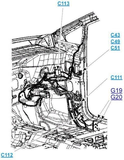 11  Under the hood | Immobilizer error — logbook Ford Focus